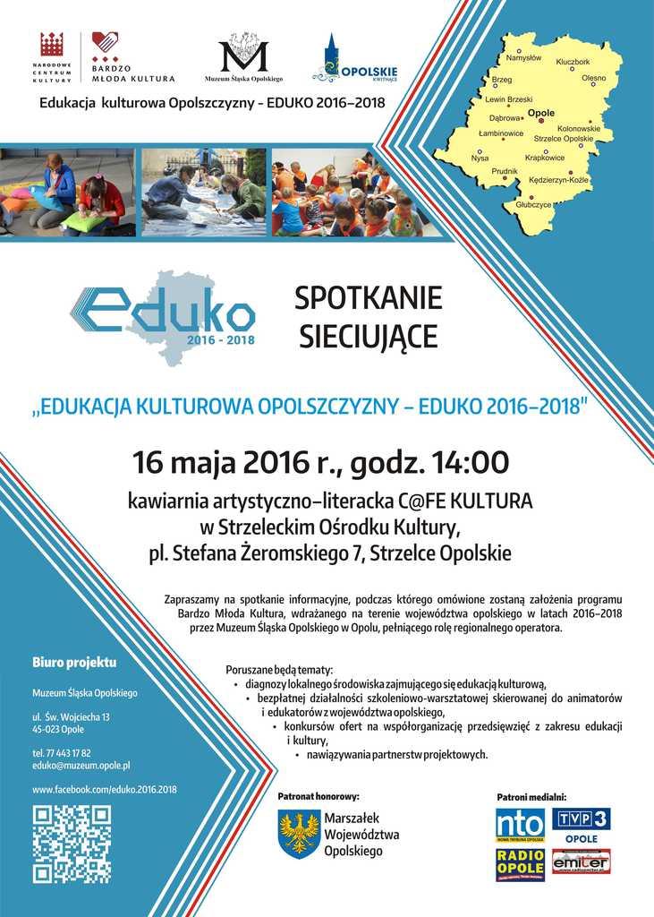 Plakat Eduko - 16.05.2016 na www.jpeg